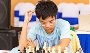 Nguyễn Anh Khôi giành HCV cờ nhanh trẻ thế giới