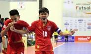 Futsal Myanmar gây sốc khi loại Indonesia