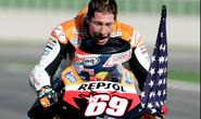 Cựu vô địch mô tô chết khi chạy xe đạp