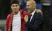 Zidane lại đưa con trai lên đội 1 Real