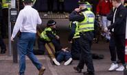 CĐV Anh, Scotland lại đánh nhau đổ máu