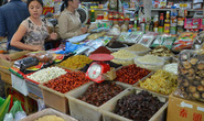 Nhập khẩu hàng hóa từ Trung Quốc xấp xỉ 50 tỉ USD
