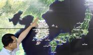 Động đất đáng ngờ ở Triều Tiên