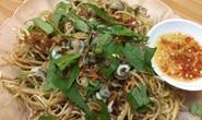 Gỏi ốc gạo bắp chuối: Đặc sản giữa chốn Sài Thành