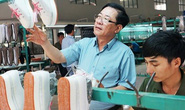 Người vẽ bản đồ thương hiệu giày Việt trên thế giới