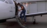 Người đàn ông đi làm hàng ngày... bằng máy bay