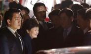 Bà Park Geun-hye rời Nhà Xanh