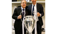 Perez, người đứng sau thành công của Real