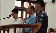 2 cha con hành hung thương binh bị phạt 42 tháng tù