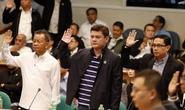 Người nhà ông Duterte đối mặt cáo buộc