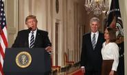 Ông Trump công bố ứng viên thẩm phán Tòa án Tối cao giữa giờ vàng