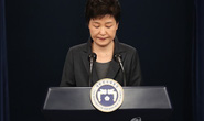 Tổng thống Park Geun-hye chính thức bị bãi nhiệm