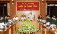 Tổng Bí thư Nguyễn Phú Trọng chủ trì cuộc họp Quân ủy Trung ương