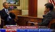 Ông Obama: Tỉ phú Trump có lẽ đủ điên rồ để làm tổng thống