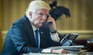 Nhà Trắng lo sốt vó vì lộ cuộc điện đàm giữa TT Trump và Nga