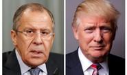 Ông Trump tiết lộ tin tuyệt mật cho ngoại trưởng Nga