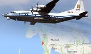 Máy bay Myanmar vỡ trên không?