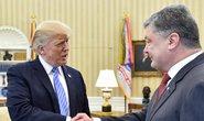 TT Ukraine tới Nhà Trắng, Mỹ gia tăng trừng phạt Nga