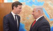 Con rể Tổng thống Mỹ họp kín với Thủ tướng Israel