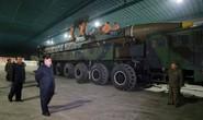 """Mỹ: Triều Tiên """"âm thầm"""" chuyển tên lửa trên biển"""