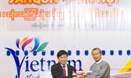 Vietjet mở đường bay TP HCM - Jakarta và Hà Nội - Yangon