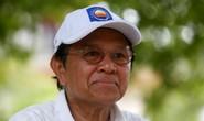 Bị buộc tội phản quốc, lãnh đạo đối lập Campuchia đối mặt 20 năm tù