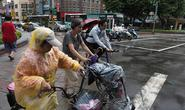 Né Trung Quốc, bão Talim gây mưa lớn nhất 50 năm ở Nhật Bản