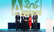 HDBank nhận giải Ngân hàng tốt nhất Việt Nam 2017