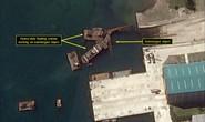 Hình ảnh vệ tinh hé lộ bí mật tại nhà máy đóng tàu Triều Tiên