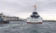 Tàu Việt Nam lật ngoài khơi Philippines