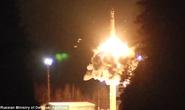 Nga thử tên lửa Satan 2 có khả năng mang 12 đầu đạn hạt nhân