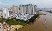 Giá đất bờ sông Sài Gòn cao nhất hơn 700 triệu/m2