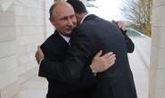 Tổng thống Syria bất ngờ tới Nga, gặp ông Putin
