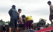 Ngụp lặn tìm tài dưới dòng Hàm Luông