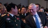 Bộ trưởng Quốc phòng Việt - Mỹ: Tăng cường hợp tác an ninh hàng hải