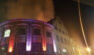 Lại cháy kinh hoàng ở London