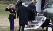 Ông Trump đột ngột rời Nhà Trắng, thực hiện chuyến đi bí mật