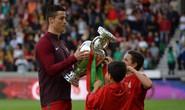 Ronaldo dự Confederations Cup cùng Bồ Đào Nha
