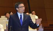 Phó Thủ tướng trả lời tranh luận của ĐB Trương Trọng Nghĩa về Sơn Trà