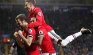 Thủng lưới phút bù giờ, Man United ôm hận với Leicester