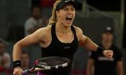 Kiều nữ Bouchard loại số 2 thế giới tại Madrid Open