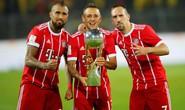 Dortmund thua tức tưởi, Bayern Munich giành Siêu cúp Đức