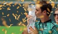 Clip Hạ Nadal, Federer lần thứ 3 vô địch Miami Open