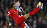 Aguero tịt ngòi, Man City trắng tay ở đại chiến với Liverpool