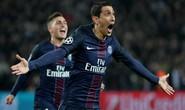 PSG - Barcelona 4-0:  Đêm tuyệt vời của Di Maria