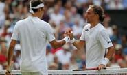 Federer tốc hành lập kỷ lục, Djokovic vào vòng 2 Wimbledon