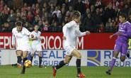 Jovetic lập siêu phẩm, Sevilla nhấn chìm Real Madrid