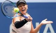 Búp bê Sharapova chia tay giải Mỹ mở rộng