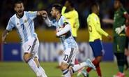 Lập hat-trick, Messi giành vé World Cup 2018 cho Argentina