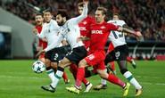 Bộ tứ siêu đẳng Liverpool bất lực trước Spartak Moscow
